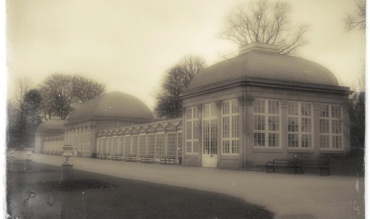 Botanical Gardens, Sheffield