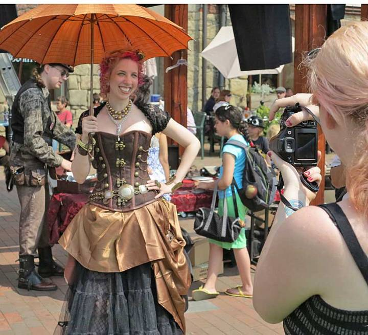 Fairhaven Steampunk Festival