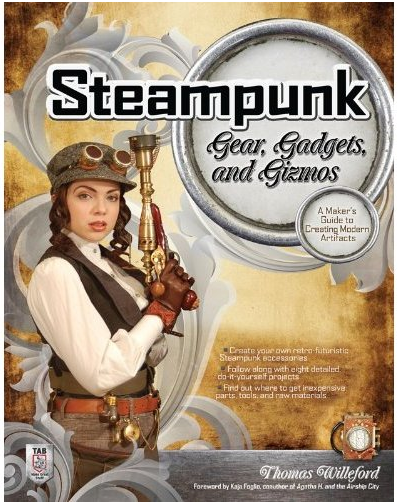 Steampunk gear, gadgets and gizmos