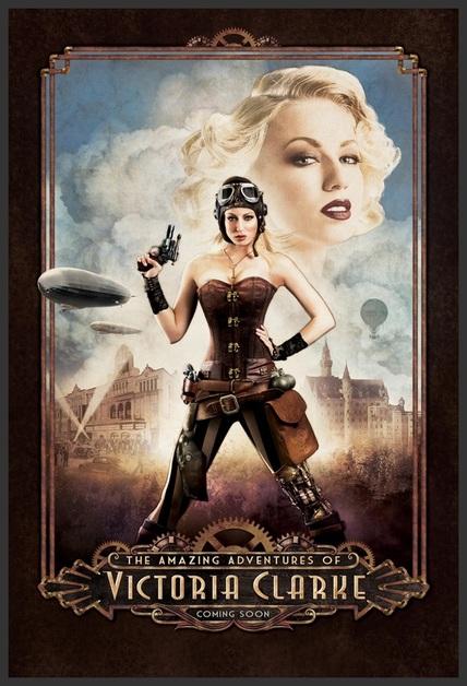 The Amazing Adventures of Victoria Clarke