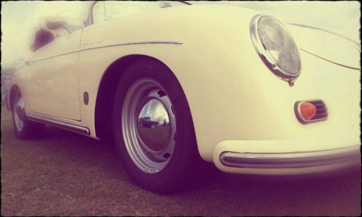 Vintage Porsche 356 copyright: photofairground 2013