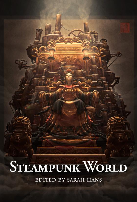 Steampunk World cover