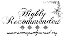 steampunkjournal.org Highly Recommended award