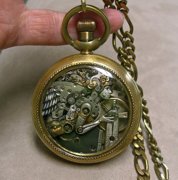 Best examples: Pocket watch 7