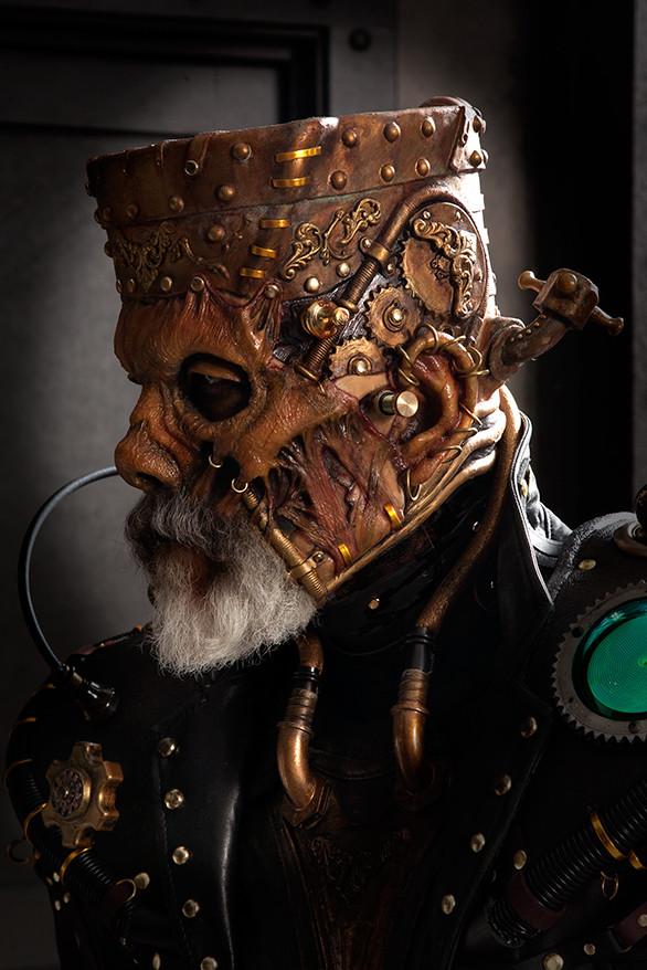 Frankenstein's Monster revamp