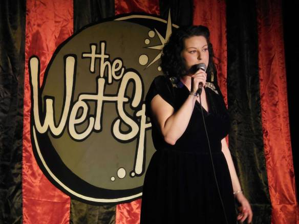 The Wet Spot @ The Wardrobe