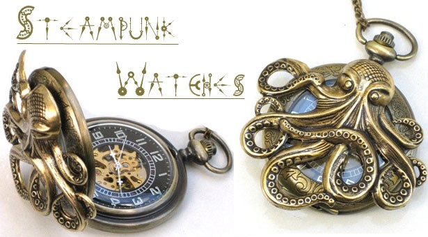 Best examples: Pocket watch 2
