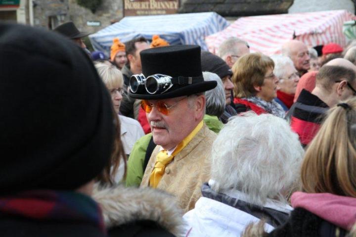 Grassington Dickensian Market 2013