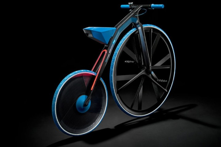 Concept 1865 electric bike