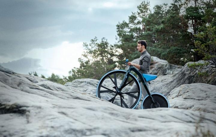 Concept 1865 electric bike