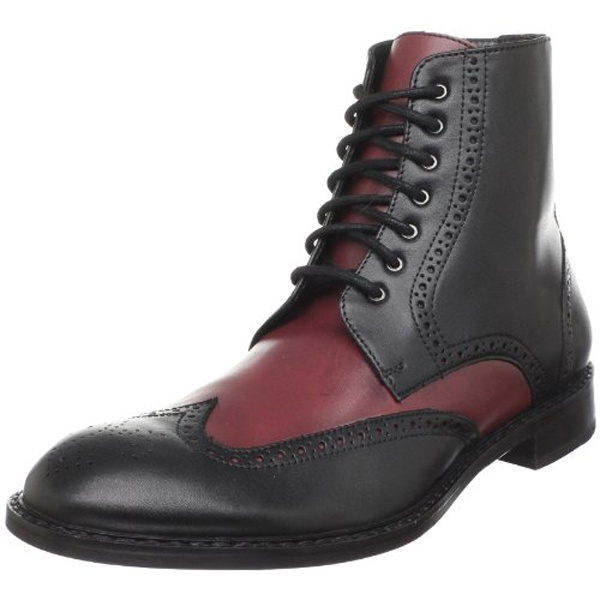 steampunk wingtip shoes