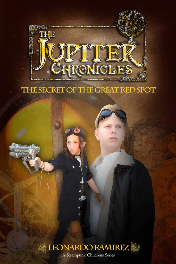Jupiter Chronicles kids books