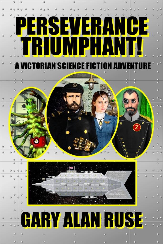 Perseverance Triumphant! novella & screenplay