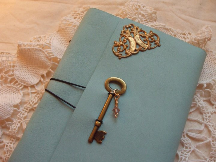 Awaken Journaling steampunk journals