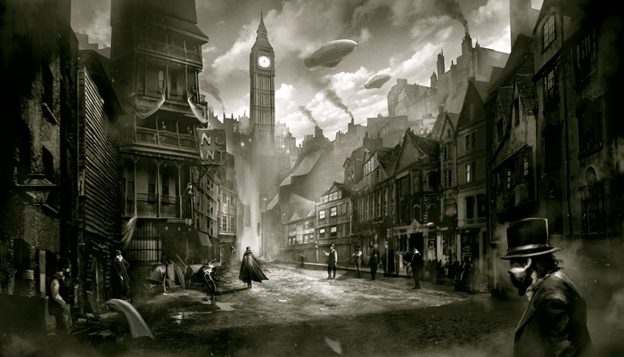 Blackmore set in Britain