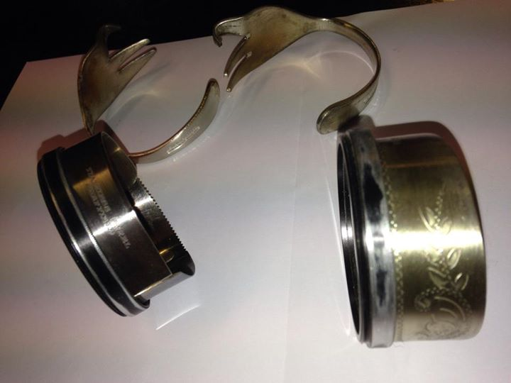 Steelpunk goggles 7