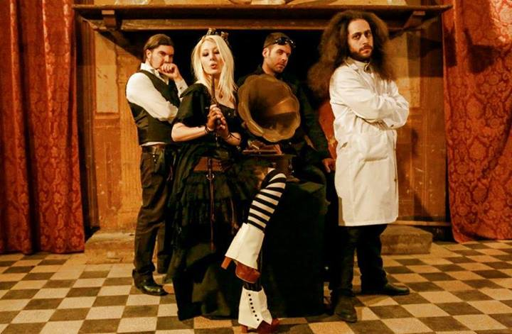 The band Poison Garden