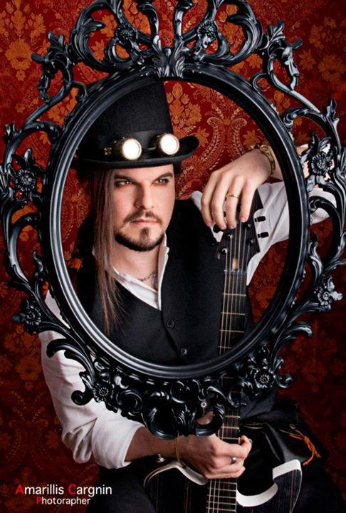 Sir Damian White by Amarillis Cargnin