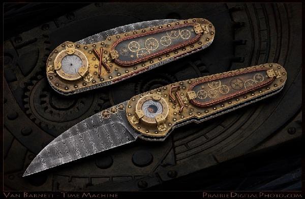 Time Machine knife