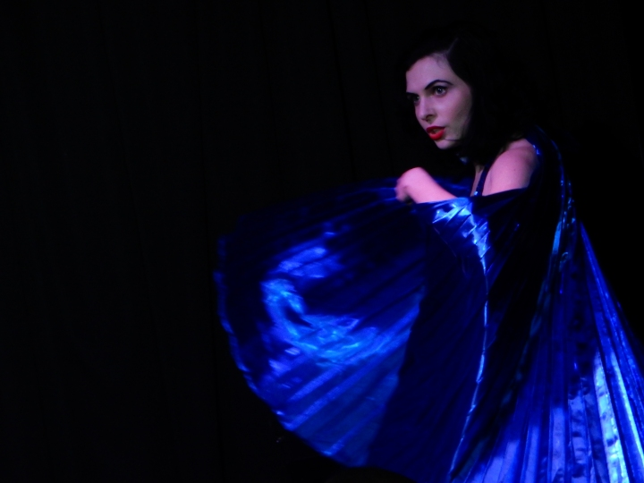 Deadly Nightshade at Secrets of the Boudoir