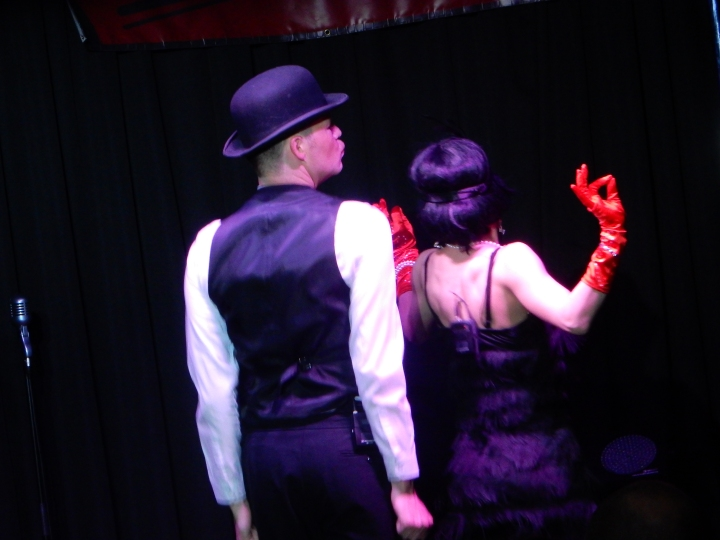 Cabaret at Secrets of the Boudoir
