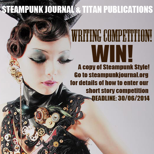 Steampunk Style competition