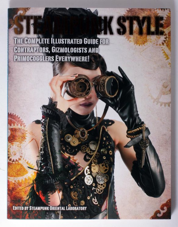 Steampunk Style book cover