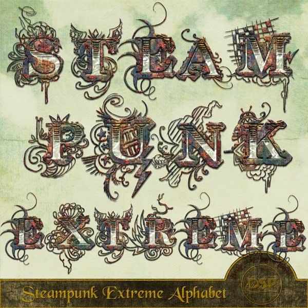 Steampunk Extreme