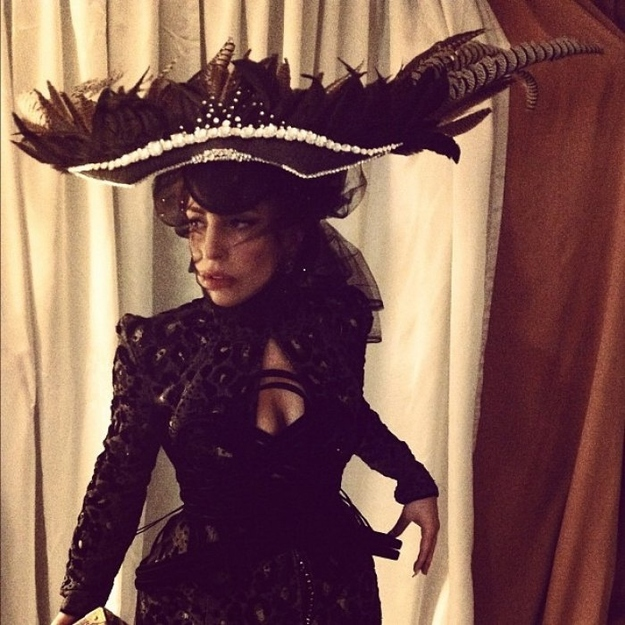 Lady Gaga steampunk