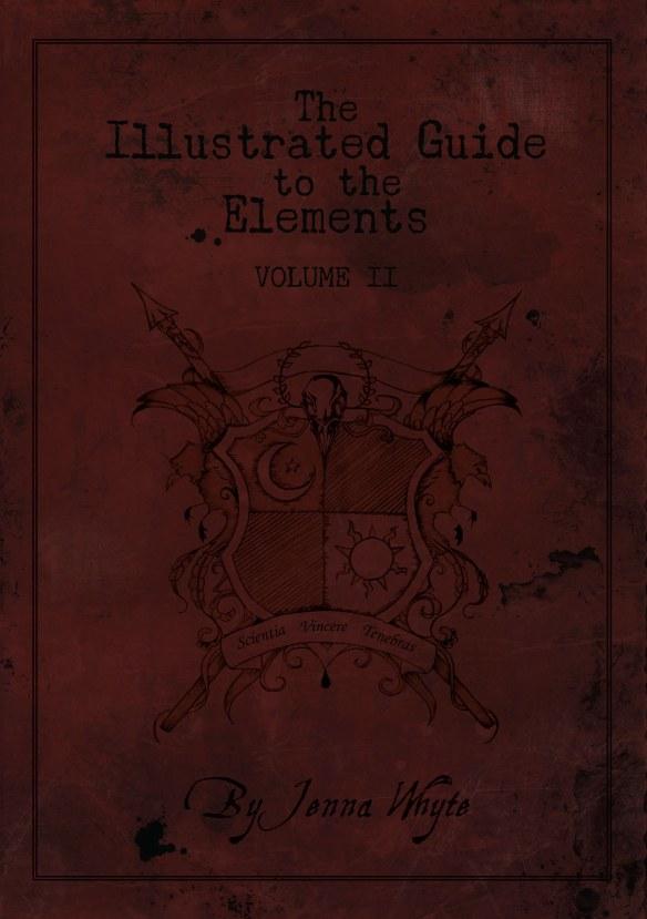 Jenna Whyte book