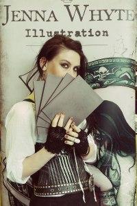 Jenna Whyte colour promo shot
