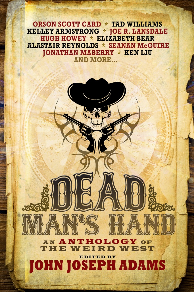 An Anthology to the Weird West