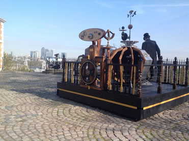 steampunk inventions