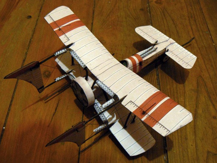 Victorian Star Wars X-Wing fighter