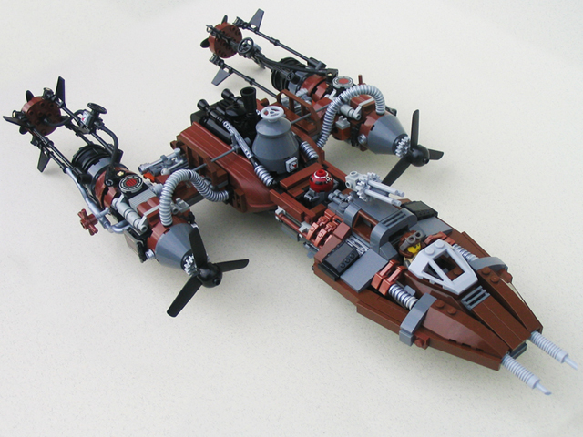 Victorian Star Wars Y-Wing