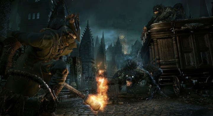 Bloodborne isn't a sequel to Demon's Souls