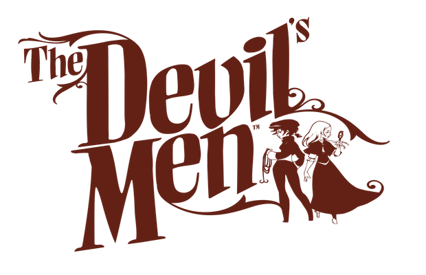 Devil's Men steampunk adventure