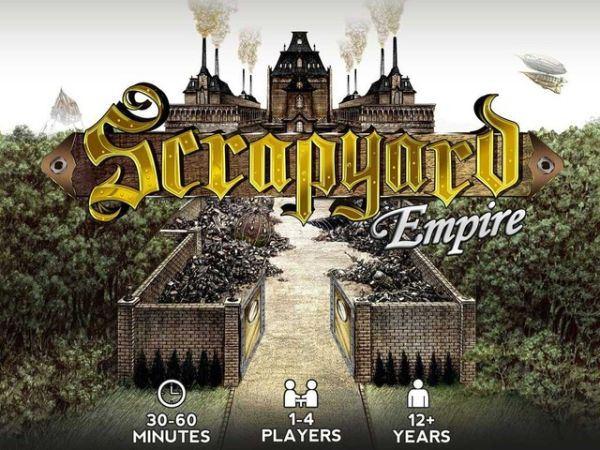 Scrapyard Empire Kickstarter campaign