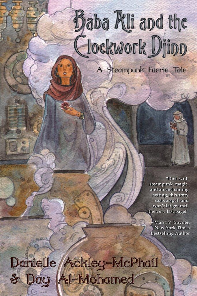 Steampunk Fairie tale