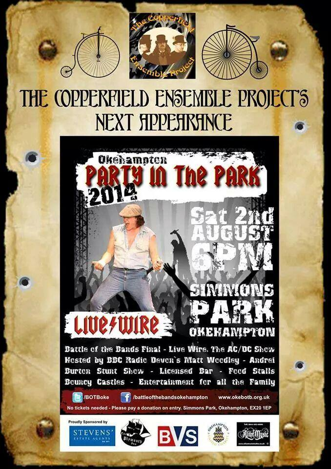 The Copperfield Ensemble Project