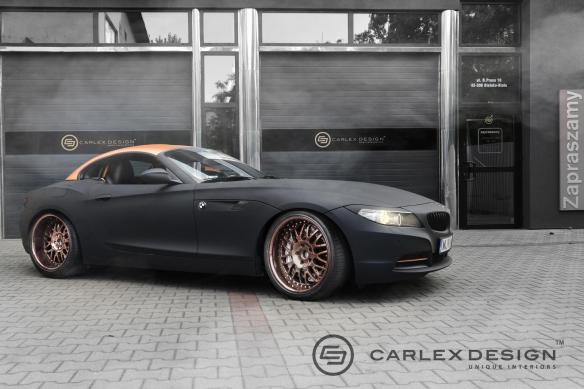 Carlex Design BMW Z4 steampunk upgrade