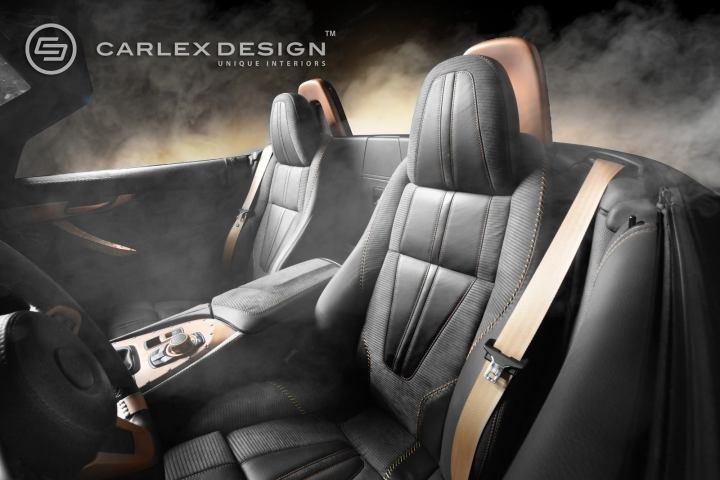 Carlex Design BMW Z4 steampunk upgrade