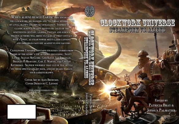 Clockwork Universe: Steampunks vs Aliens
