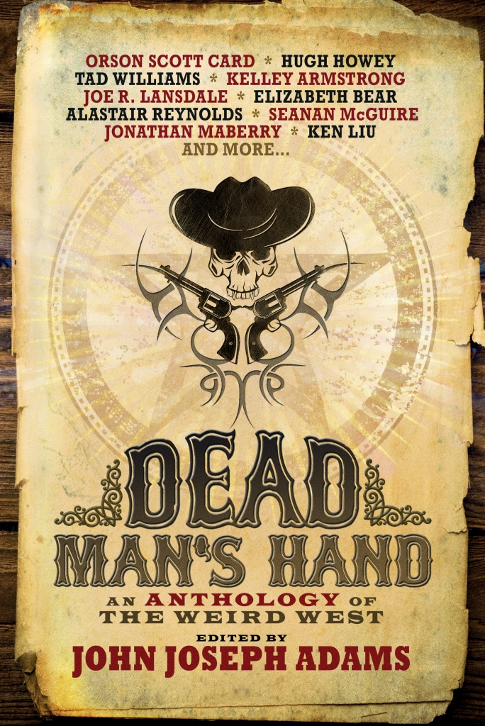 cover of Dead Man's Hand Anthology