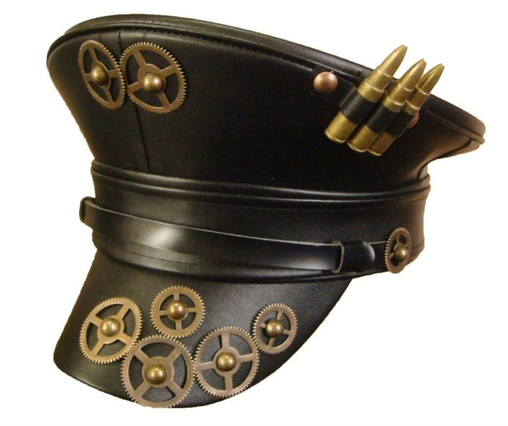 The most steampunk item in the article and it still makes me want to scream.
