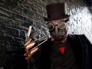 Steampunk Freddy