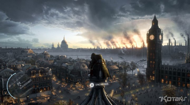 Assassin's Creed: Victory game still via kotaku.com