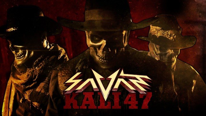 Savant - Kali 47 single cover