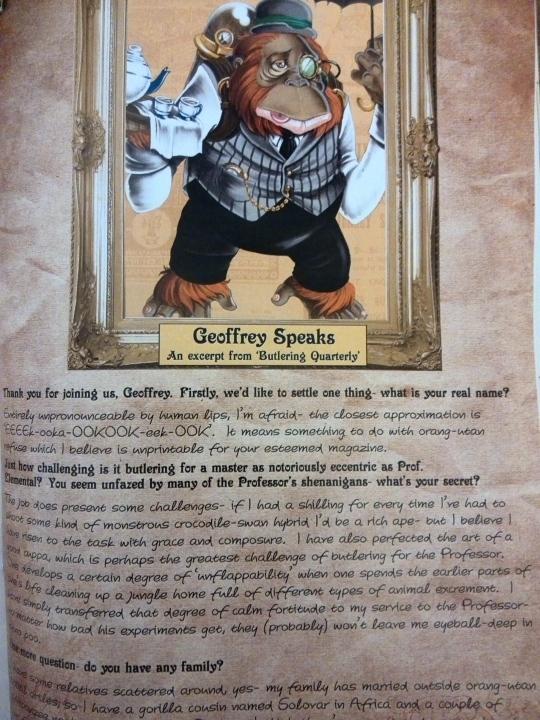 An interview with Geoffrey
