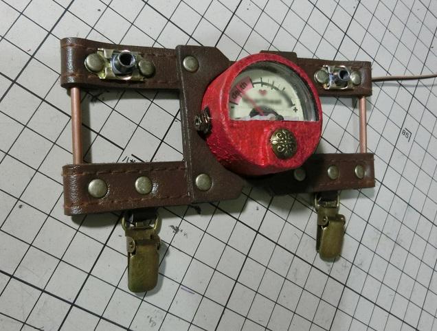 Frisk_P garter heart rate monitor